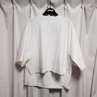 エンフォルド(ENFOLD)の【必見!】エンフォルド新作新品未使用!(Tシャツ(長袖/七分))