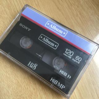 ソニー(SONY)のVIDEOテープ 新品(ビデオカメラ)