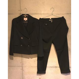 ヴィヴィアンウエストウッド(Vivienne Westwood)のvivian セットアップスーツ + 柄シャツ(セット/コーデ)