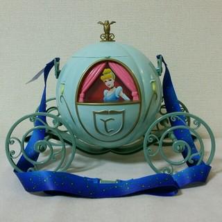 ディズニー(Disney)のWDW シンデレラ ポップコーン バケツ(ぬいぐるみ)