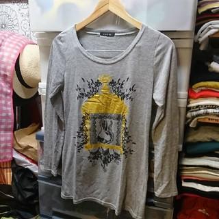 キャンツー(cantwo)のロンT(Tシャツ(長袖/七分))