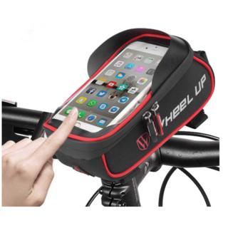 ★こんなの欲しかった★自転車 ホルダー バッグ IPX5防水 防塵(バッグ)