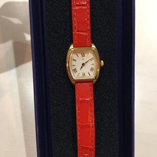 ヨンドシー(4℃)の美品  4°Cウォッチ 送料込み(腕時計)