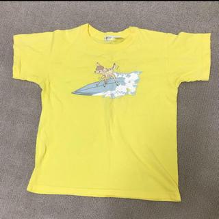 シェル(Cher)のBianca'sclosetとDisneyコラボ サーフィンバンビTシャツ(Tシャツ(半袖/袖なし))