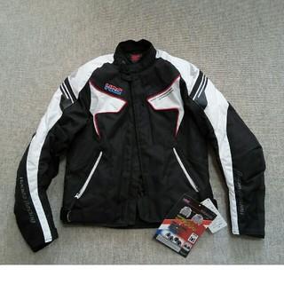 ホンダ(ホンダ)のホンダ HRCグレイスライダースジャケット ホワイト LLサイズ(装備/装具)