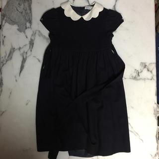 ギンザノサエグサ(SAYEGUSA)の銀座サエグサ  ワンピース、カーディガンのセット(ドレス/フォーマル)