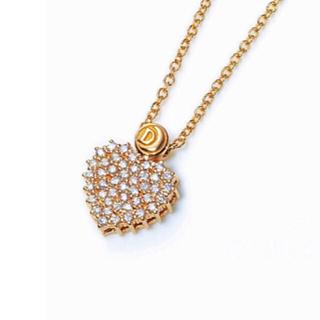 ダミアーニ(Damiani)のダミアーニ ネックレス ダイヤ ダイヤモンド ハート K18(ネックレス)