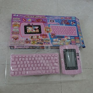 トイザラス(トイザらス)のトイザラス  限定ピンク  マジカルキーボード(知育玩具)