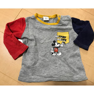 ディズニー(Disney)のDisney ロンT 80(Tシャツ)