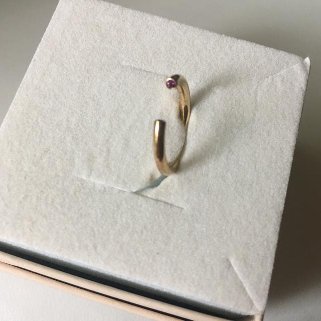 UNITED ARROWS(ユナイテッドアローズ)の*SALE*MARIA BLACK / BROKEN GEM RING レディースのアクセサリー(リング(指輪))の商品写真