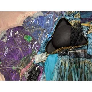 ディズニー(Disney)のマル、イヴィ、ウーマ。衣装、新品未使用品。(衣装)