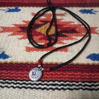 アリゾナフリーダム(ARIZONA FREEDOM)のARIZONA アリゾナフリーダム 太陽神 唐草模様 タタキネックレス 925(ネックレス)