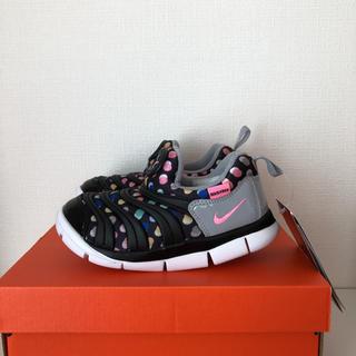 ナイキ(NIKE)のナイキ ダイナモフリー 新品 15.0 16.0 キッズ スニーカー 靴(スリッポン)