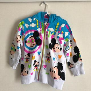 ディズニー(Disney)のディズニー☀︎ミッキー パーカー(ジャケット/上着)