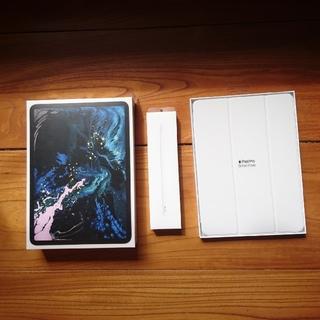 アイパッド(iPad)のipad Pro 11インチ 1TB Wi-Fi シルバー 3点セット(タブレット)