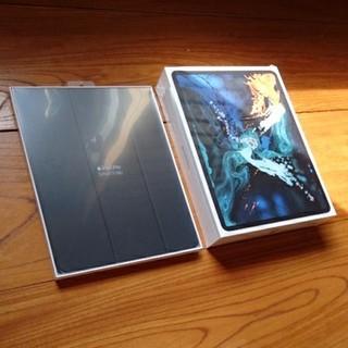 アイパッド(iPad)のipad Pro 12.9インチ 512GB シルバー スマートフォリオセット(タブレット)