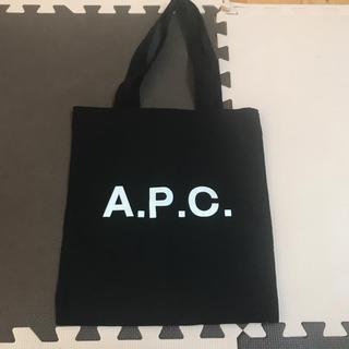 アーペーセー(A.P.C)のAPC キャンバス地バッグ(トートバッグ)