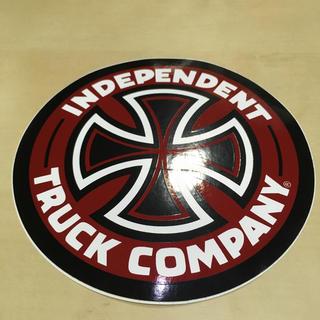 インディペンデント(INDEPENDENT)のスケボー ステッカー INDEPENDENT インディー 新品 インデペンデント(スケートボード)
