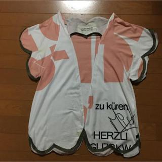 ノゾミイシグロ(NOZOMI ISHIGURO)のノゾミイシグロ  Tシャツ(Tシャツ(半袖/袖なし))