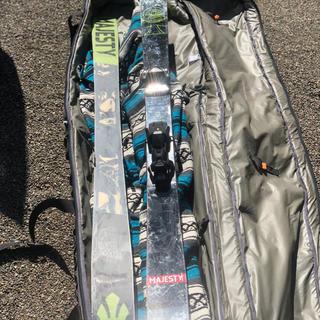 フリースタイル(Freestyle)のmajesty rocknroller フリースタイルスキー 168 (板)