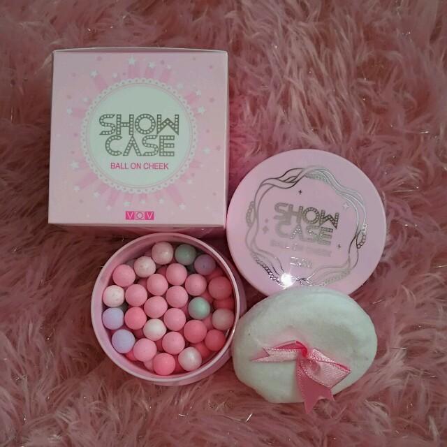 可愛い♡ピンクのボールチーク♡ コスメ/美容のベースメイク/化粧品(その他)の商品写真