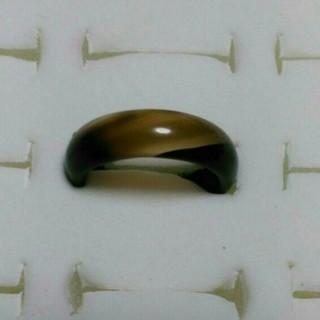 瑪瑙 指輪 14.5号 5 天然石 メノウ リング(リング(指輪))