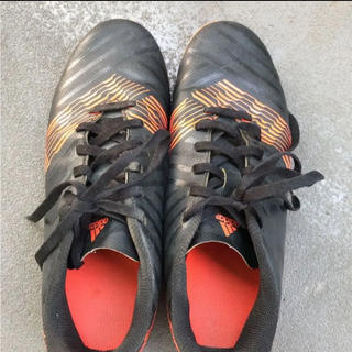 アディダス(adidas)のサッカースパイク アディダス24.5cm(サッカー)