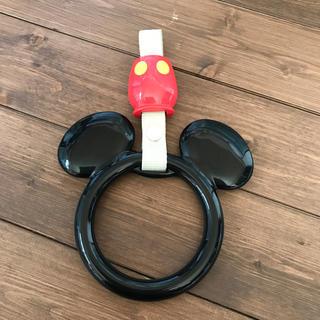 ディズニー(Disney)の【専用】つり革 ミッキー リゾートクルーザー  2個(車内アクセサリ)