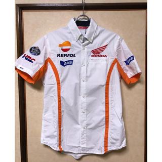 ガス(GAS)の■GAS HONDA レーシングシャツ Sサイズ新品(シャツ)