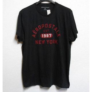 エアロポステール(AEROPOSTALE)のエアロポステール/US:2XL/NYグラフィックアップリケ半袖T(Tシャツ/カットソー(半袖/袖なし))