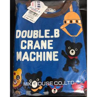 ダブルビー(DOUBLE.B)のミキハウス ダブルB Tシャツ 80(Tシャツ)