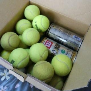 ウィルソン(wilson)の1個も缶も選べる☆テニスボール2個☆Wilson DOUBLE CORE(ボール)