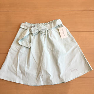 クラウンバンビ(CROWN BANBY)の新品  クラウンバンビ   スカート  150(スカート)