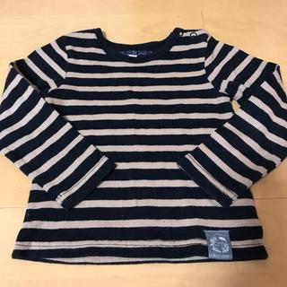 エスティークローゼット(s.t.closet)のボーダートップス 95cm(Tシャツ/カットソー)