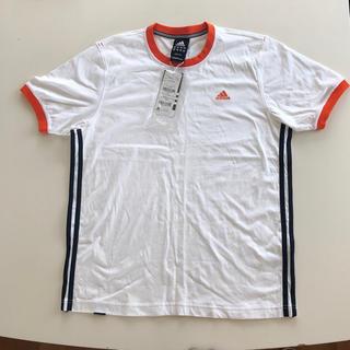 アディダス(adidas)のadidasTシャツ(Tシャツ/カットソー(七分/長袖))