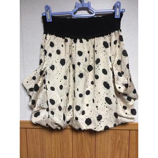 キューティーブロンド(Cutie Blonde)のミニスカート/Cutie Blonde (ミニワンピース)