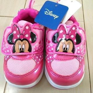 ディズニー(Disney)の専用 ミニー14センチ ミッキー15センチ(スニーカー)