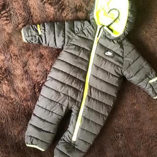 ナイキ(NIKE)のNIKE ジャンプスーツ カバーオール つなぎ ナイキ 80 防寒(カバーオール)