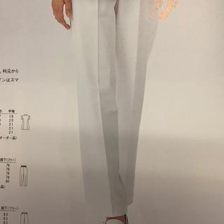 ナガイレーベン(NAGAILEBEN)の白衣パンツSサイズ  ナガイレーベン製(その他)