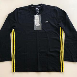 アディダス(adidas)のadidasロンT(Tシャツ/カットソー(七分/長袖))