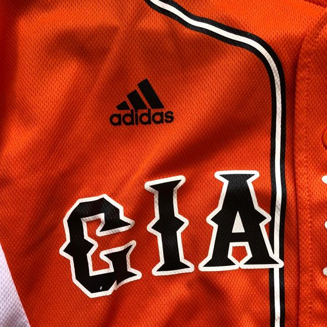 adidas(アディダス)の巨人 ジャイアンツ ユニフォーム アディダス② スポーツ/アウトドアの野球(応援グッズ)の商品写真