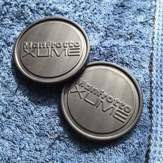 Xume マグネットレンズキャップ 67mm × 2(フィルター)
