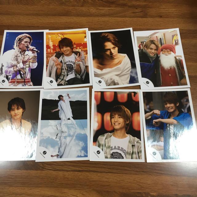 中山優馬w/B.I.Shadow(ナカヤマユウマウィズビーアイシャドウ)の中山優馬 公式写真(1枚200円) エンタメ/ホビーのタレントグッズ(アイドルグッズ)の商品写真
