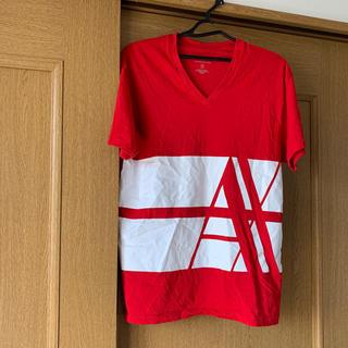 アルマーニエクスチェンジ(ARMANI EXCHANGE)のARMANI Exchange アルマーニエクスチェンジ メンズ Tシャツ(Tシャツ/カットソー(半袖/袖なし))
