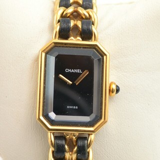 8e2ca1c3d379 シャネル(CHANEL)の電池交換済み【大人気】CHANEL シャネル プルミエール レディース腕時計