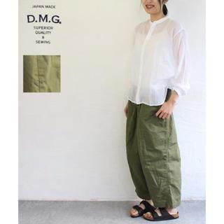 ドミンゴ(D.M.G.)のD.M.G ワイドベーカーイージーパンツ sizeS(カジュアルパンツ)