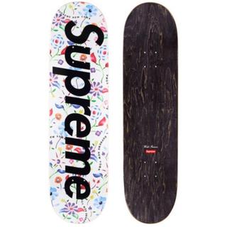 シュプリーム(Supreme)のSupreme Airbrushed Floral Skateboard(スケートボード)