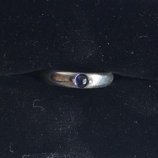 アメジストシルバーリング(リング(指輪))