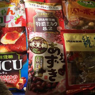ユーハミカクトウ(UHA味覚糖)のUHA味覚糖キャンディ*のど飴セット(菓子/デザート)