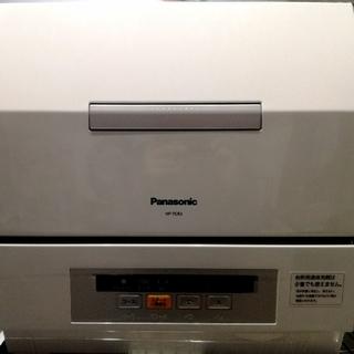 パナソニック(Panasonic)のパナソニック 食器洗い乾燥機 Panasonic食洗機 NP-TCR2 プチ食洗(食器洗い機/乾燥機)